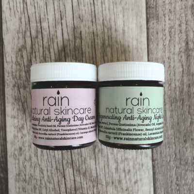 The Benefits of Natural Skincare (and My Day & Night Creams!)